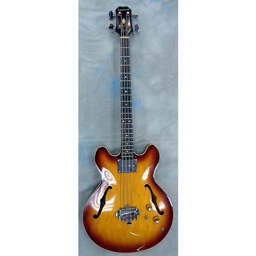 Epiphone 1967 Rivoli Electric Bass Guitar