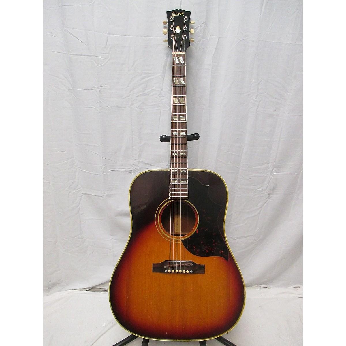 Gibson 1967 SJ Deluxe Acoustic Guitar
