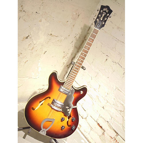 Guild 1967 Starfire IV SB Hollow Body Electric Guitar