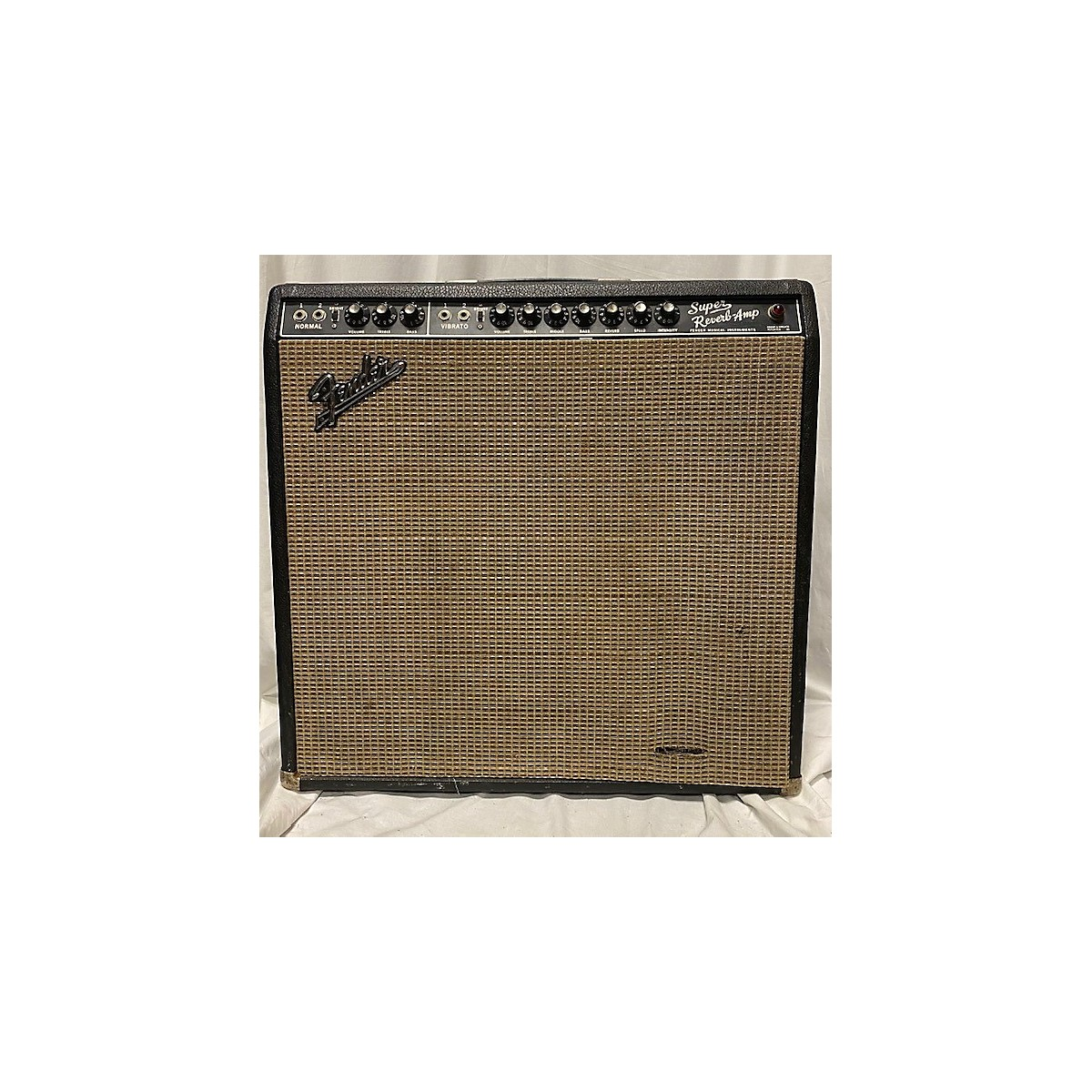 Fender 1967 Super Reverb Tube Guitar Combo Amp