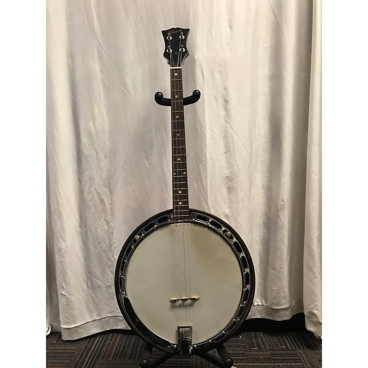 Gibson 1967 TB-100 Tenor Banjo Banjo