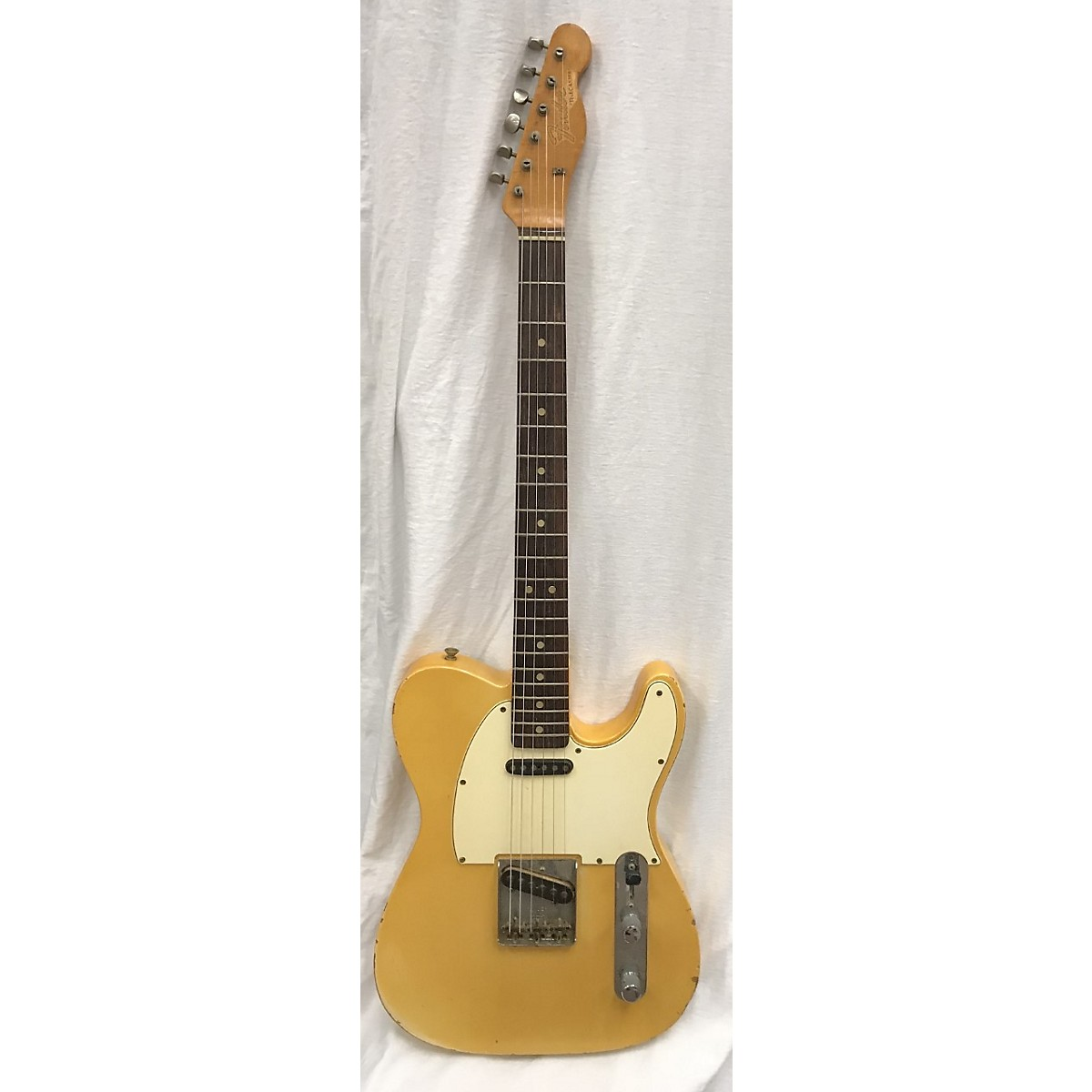 Fender 1967 Telecaster Blonde Solid Body Electric Guitar