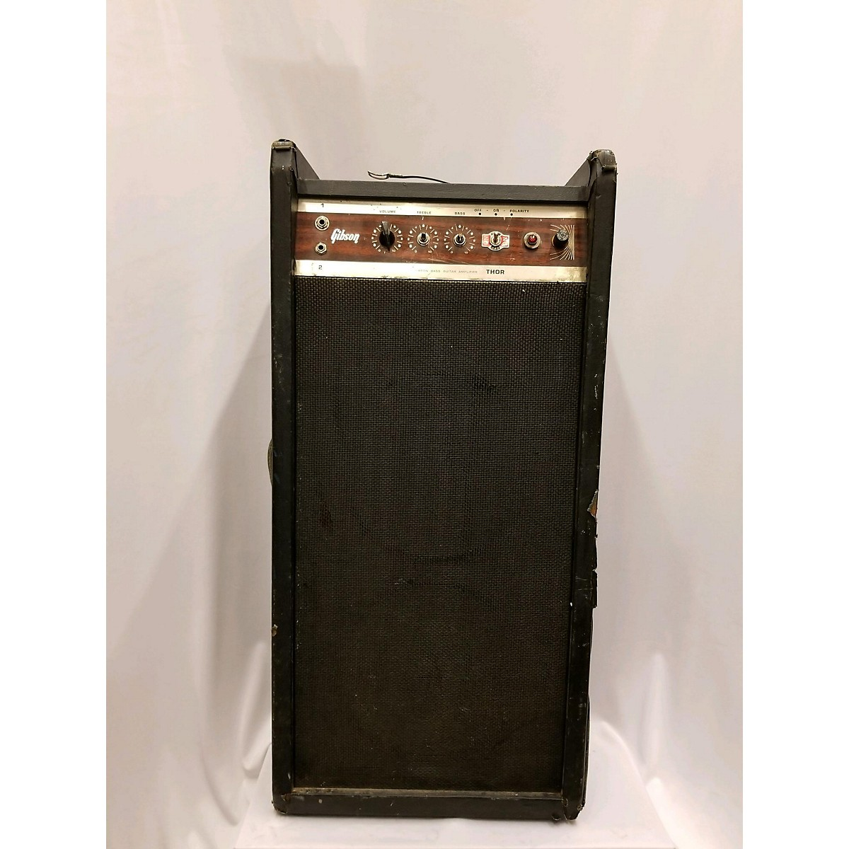 Gibson 1967 Thor Tube Bass Combo Amp
