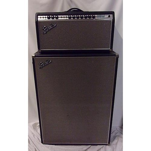 vintage fender 1968 1968 fender bandmaster reverb tfl5005d head cab tube guitar combo amp. Black Bedroom Furniture Sets. Home Design Ideas