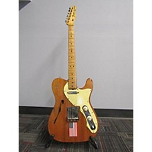 Fender 1968 1968 Fender Telecaster Thinline Mahogany Hollow Body Electric Guitar