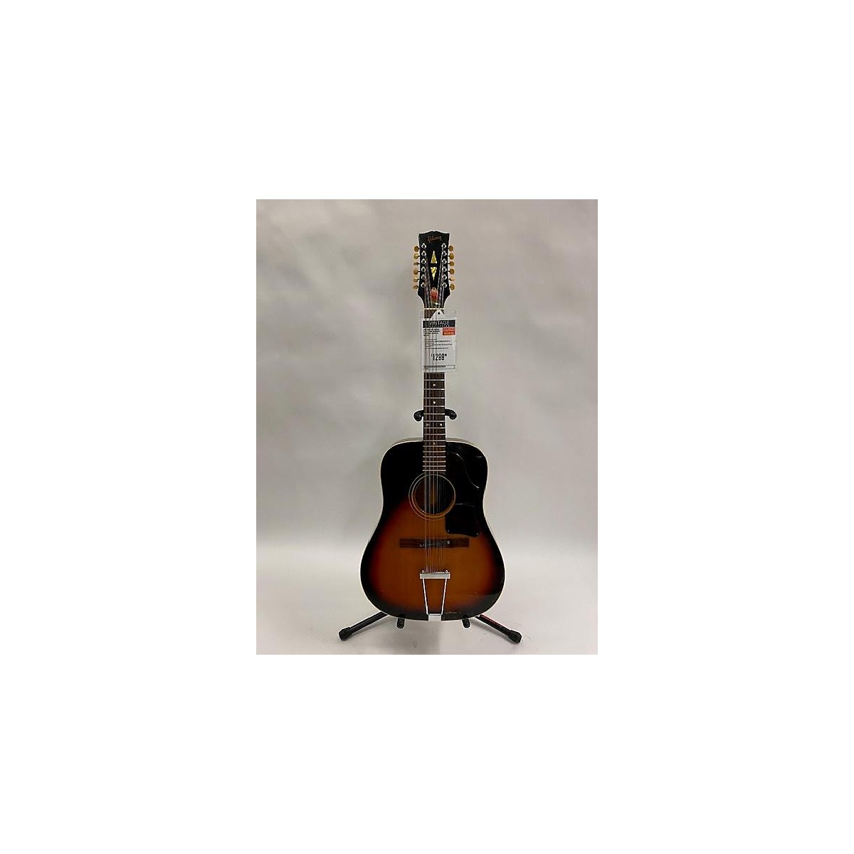 Gibson 1968 B-45 12 String Acoustic Guitar
