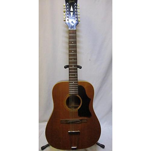Gibson 1968 B45-12-n 12 String Acoustic Guitar