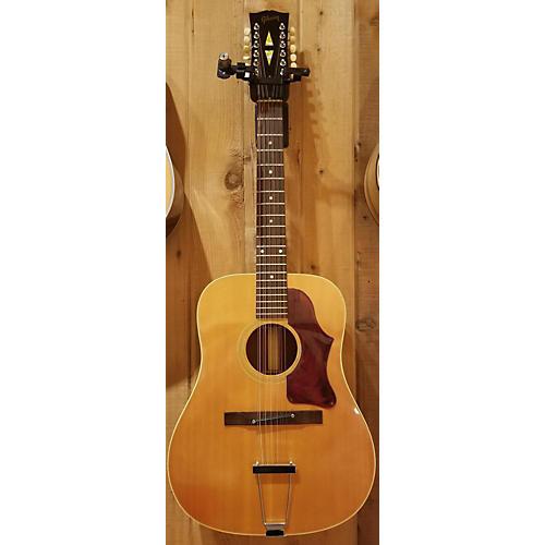 vintage gibson 1968 b45 12n 12 string acoustic guitar guitar center. Black Bedroom Furniture Sets. Home Design Ideas