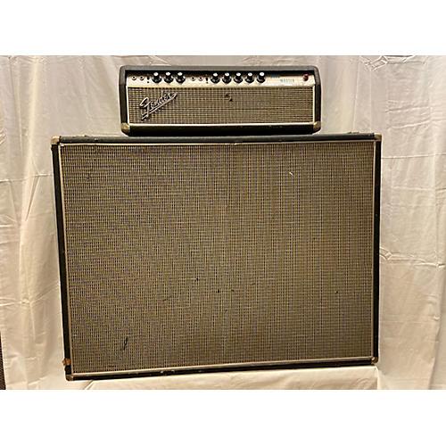vintage fender 1968 bandmaster head w cab tube guitar amp head guitar center. Black Bedroom Furniture Sets. Home Design Ideas
