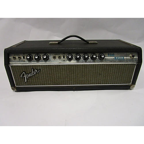 Fender 1968 Bandmaster Silver Face Tube Guitar Amp Head
