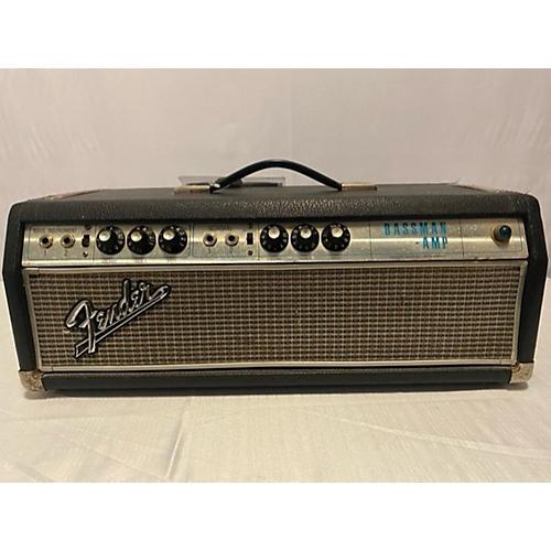 Fender 1968 Bassman AB165 Tube Guitar Amp Head