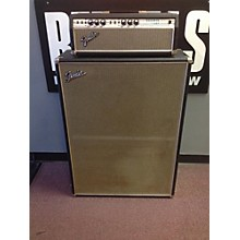 Fender 1968 Bassman Head And Cab Tube Guitar Combo Amp