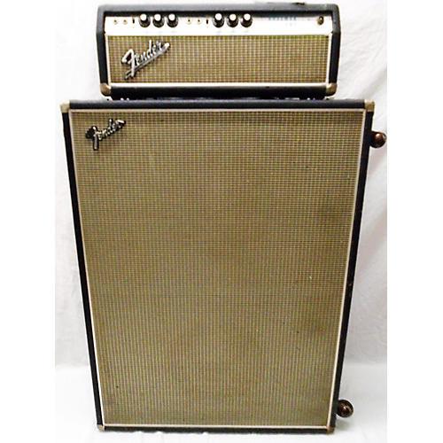 vintage fender 1968 bassman head w cab tube guitar combo amp guitar center. Black Bedroom Furniture Sets. Home Design Ideas