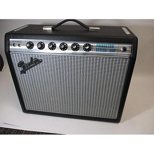 used fender 1968 custom princeton reverb 12w 1x10 tube guitar combo amp guitar center. Black Bedroom Furniture Sets. Home Design Ideas