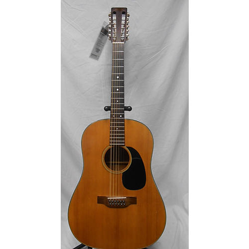 Martin 1968 D12-20 12 String Acoustic Electric Guitar
