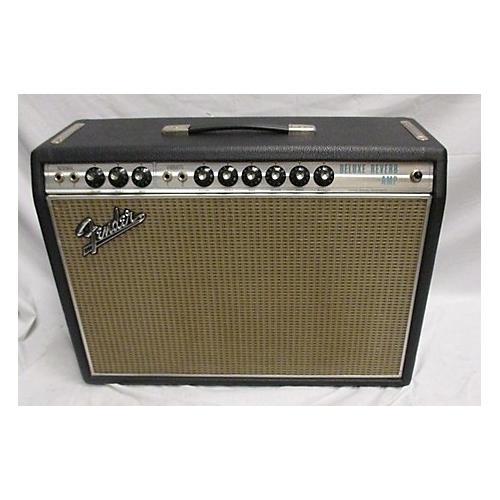 Fender 1968 Deluxe Reverb Tube Guitar Combo Amp