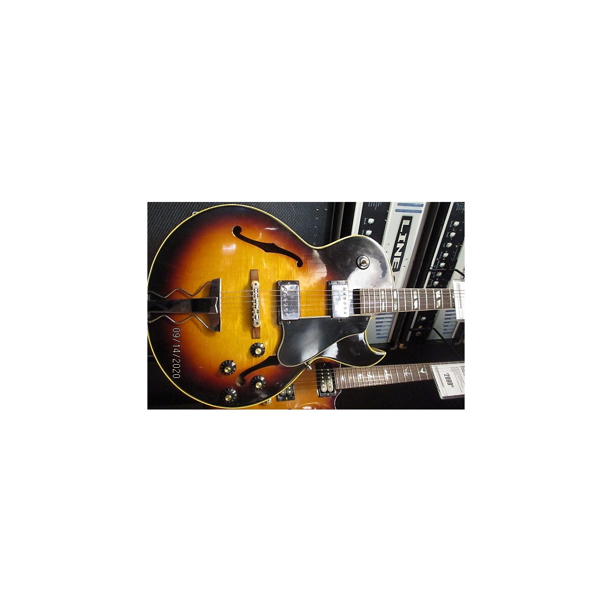 Gibson 1968 ES175D Hollow Body Electric Guitar