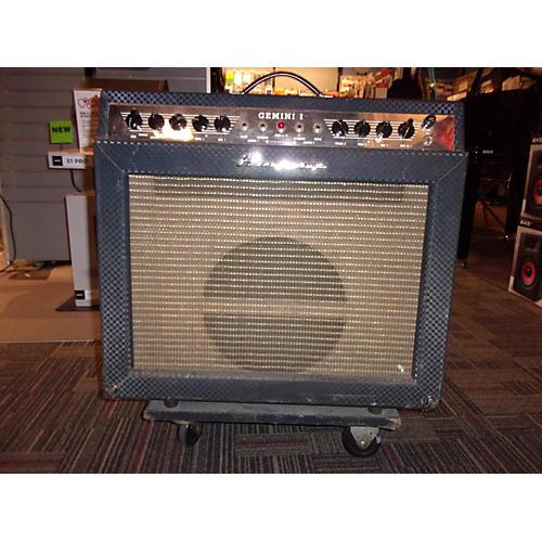 Ampeg 1968 Gemini 1 Tube Guitar Combo Amp