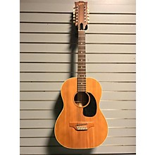 Gibson 1968 Gibson B-25-12 Natural OSC 12 String Acoustic Guitar