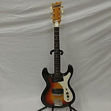 Univox 1968 Hi Flier II Solid Body Electric Guitar