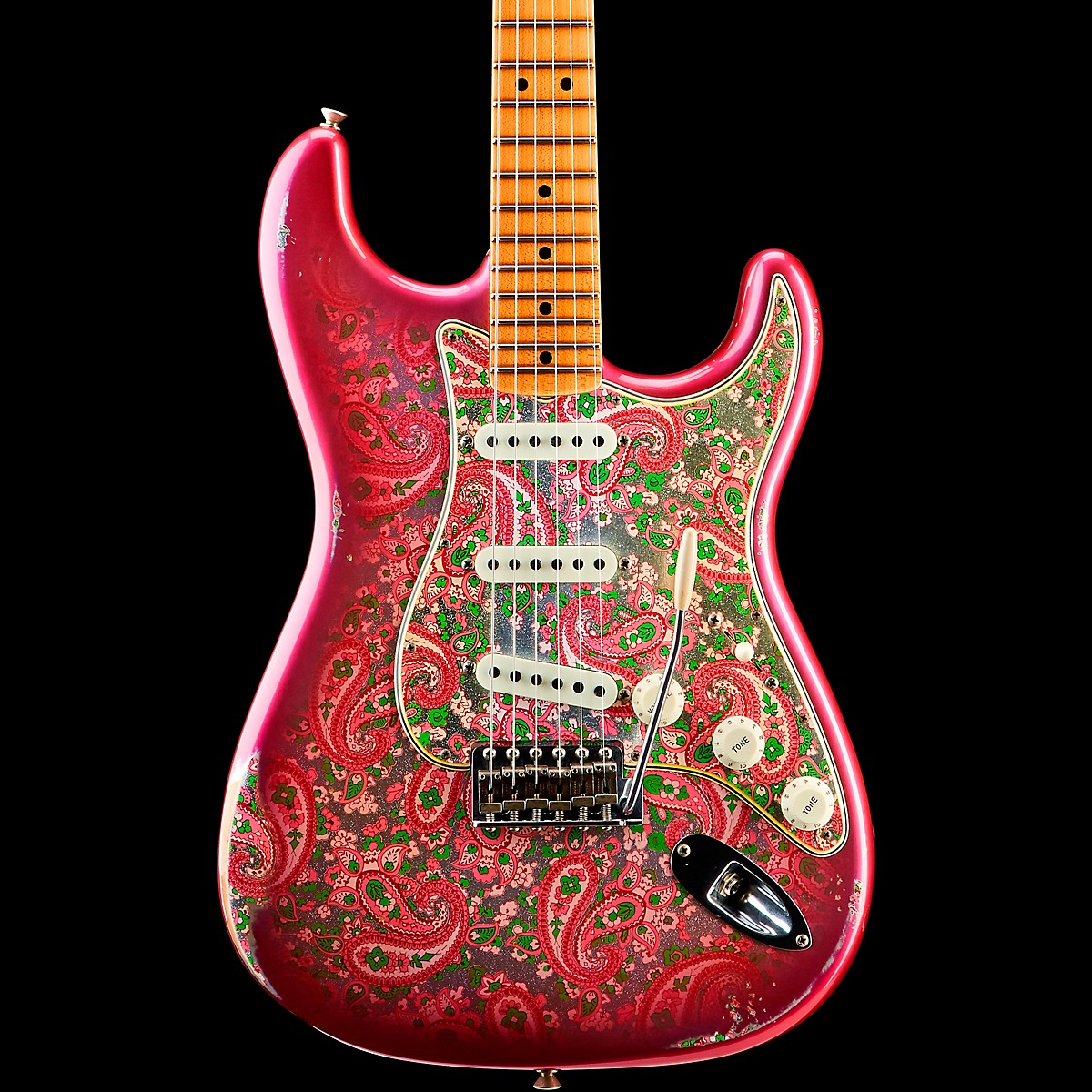 Fender Custom Shop 1968 Relic Stratocaster Limited-Edition Electric Guitar