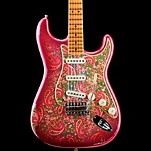 1968 Relic Stratocaster Limited-Edition Electric Guitar Pink Paisley