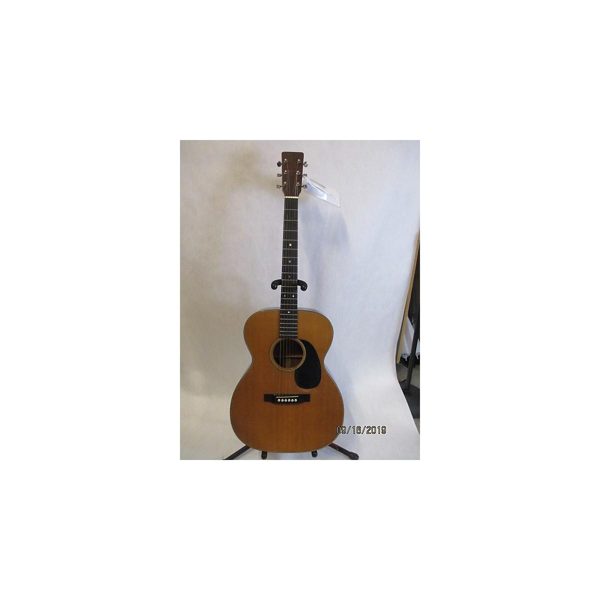 Martin 1969 00018 Acoustic Guitar