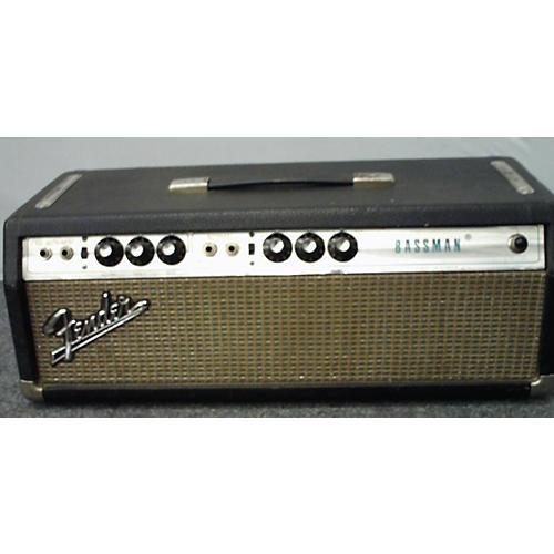 Fender 1969 1969 Fender Bassman Head Tube Bass Amp Head