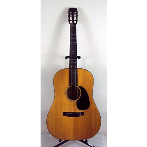 Martin 1969 1969 Martin D-18 S Acoustic Guitar