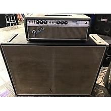 Fender 1969 BASSMAN WITH CAB Tube Guitar Amp Head