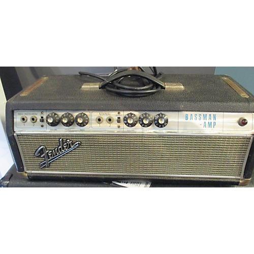 Fender 1969 Bassman 50w Tube Bass Amp Head