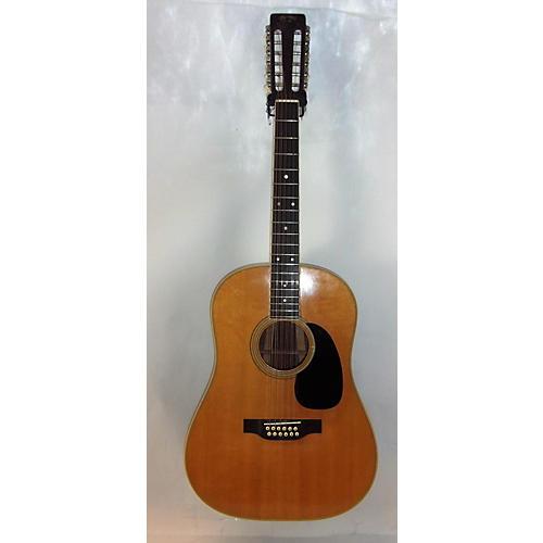 Martin 1969 D12 35 12 String Acoustic Guitar