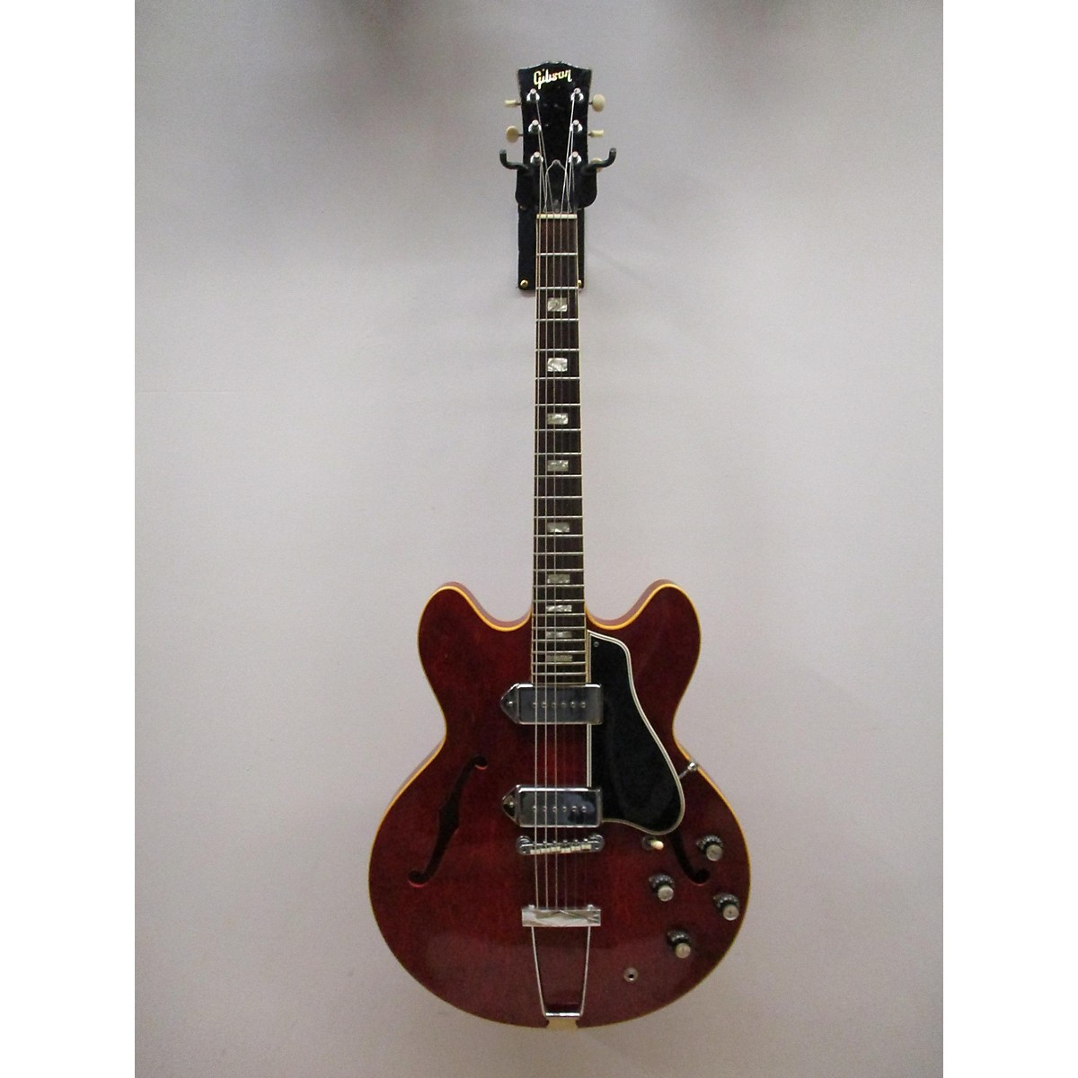 Gibson 1969 ES-330 TDC OHSC Hollow Body Electric Guitar