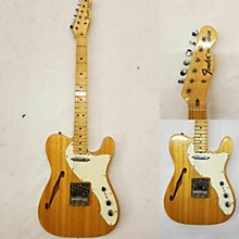 Fender 1969 Fender Telecaster Thinline I Natural Mahogany Hollow Body Electric Guitar