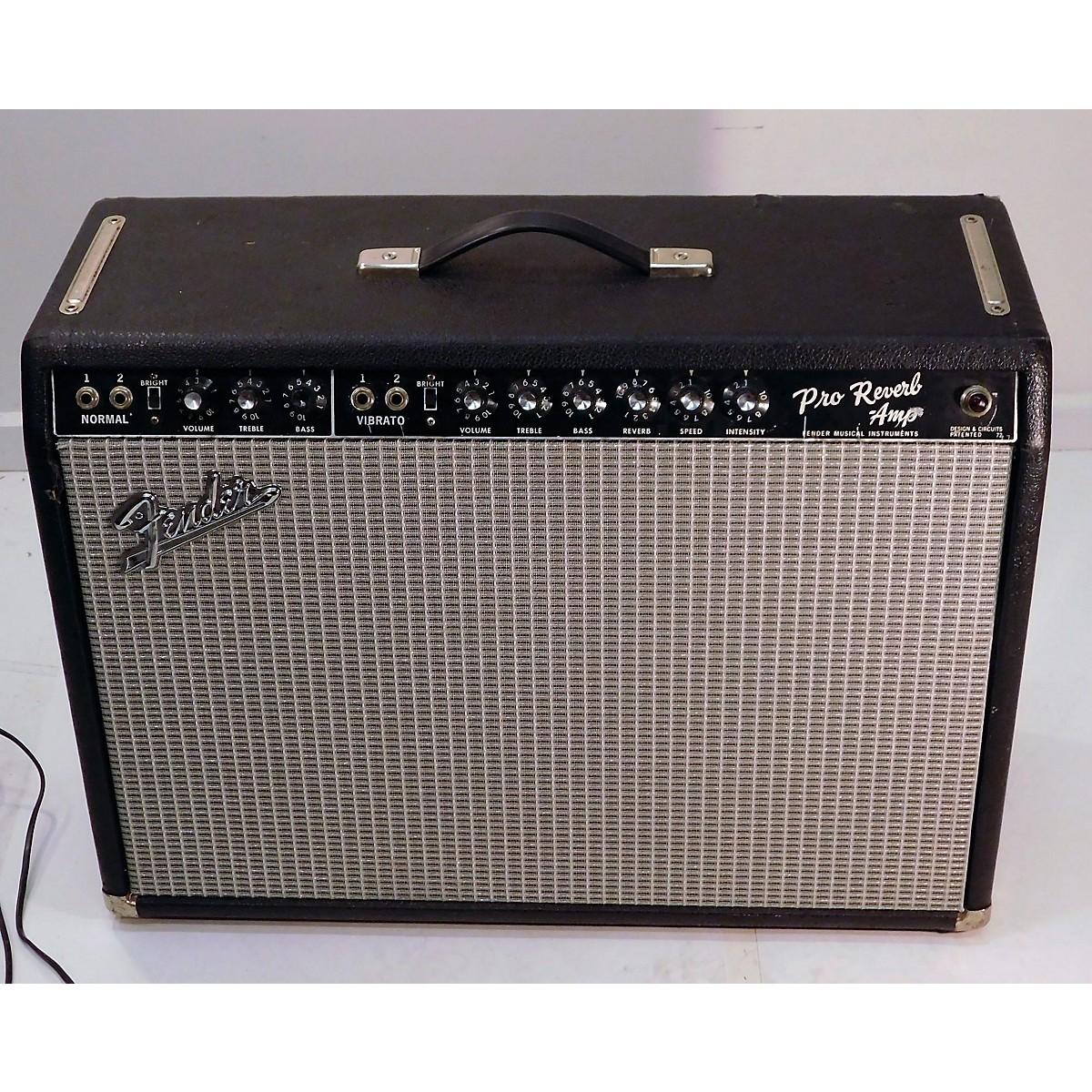 Fender 1969 Pro Reverb Tube Guitar Combo Amp