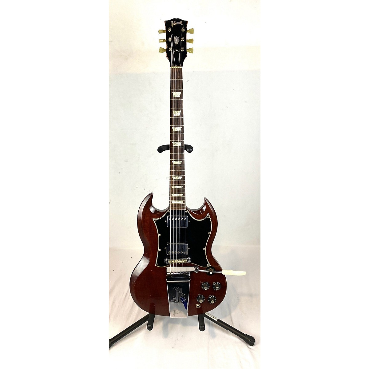 Gibson 1969 SG Standard Solid Body Electric Guitar