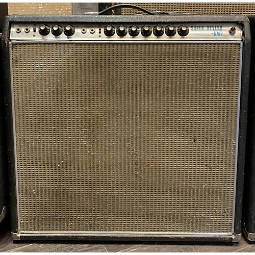 Fender 1969 Super Reverb 4x10 Tube Guitar Combo Amp