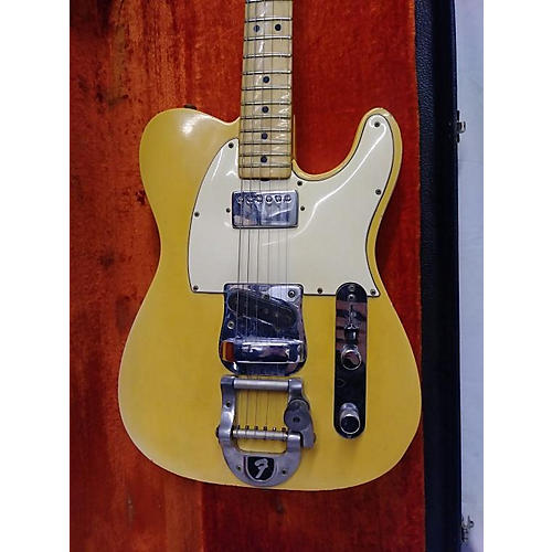 Fender 1969 TELECASTER Solid Body Electric Guitar
