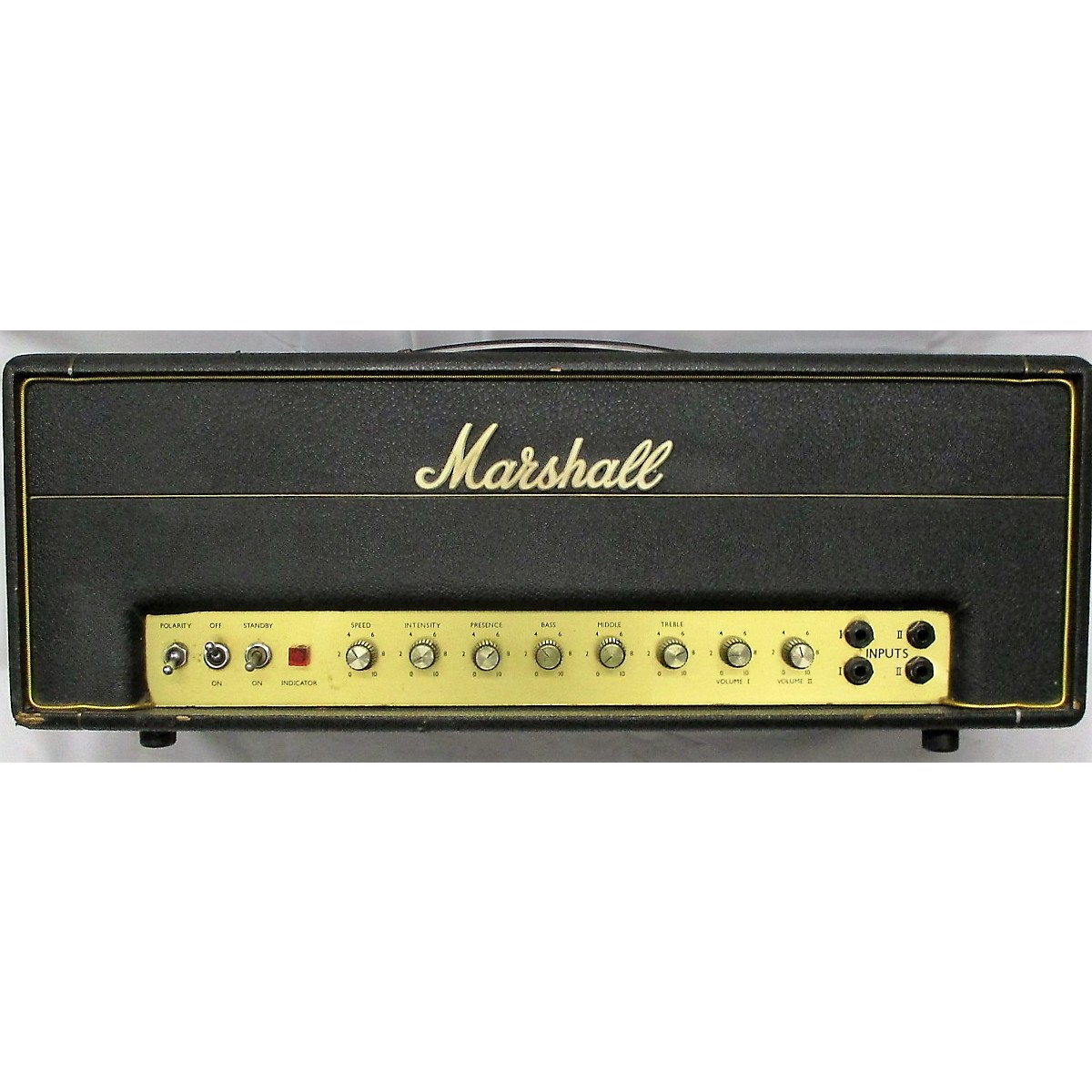 Marshall 1969 Tremolo 50 Head Tube Guitar Amp Head