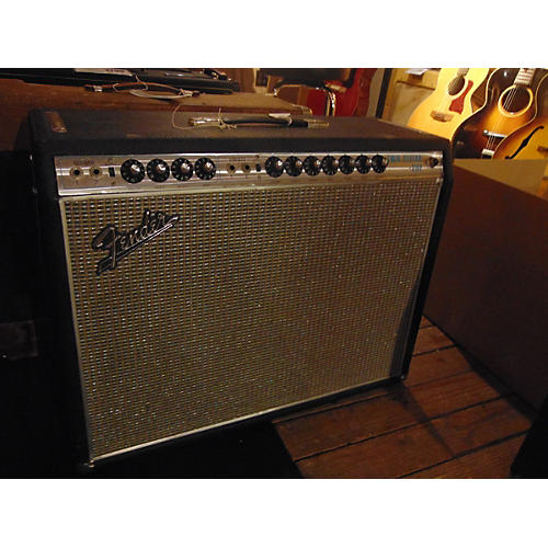 Fender 1969 Twin Tube Guitar Combo Amp