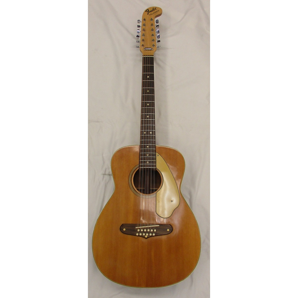 Fender 1969 Villager 12 String Acoustic Guitar