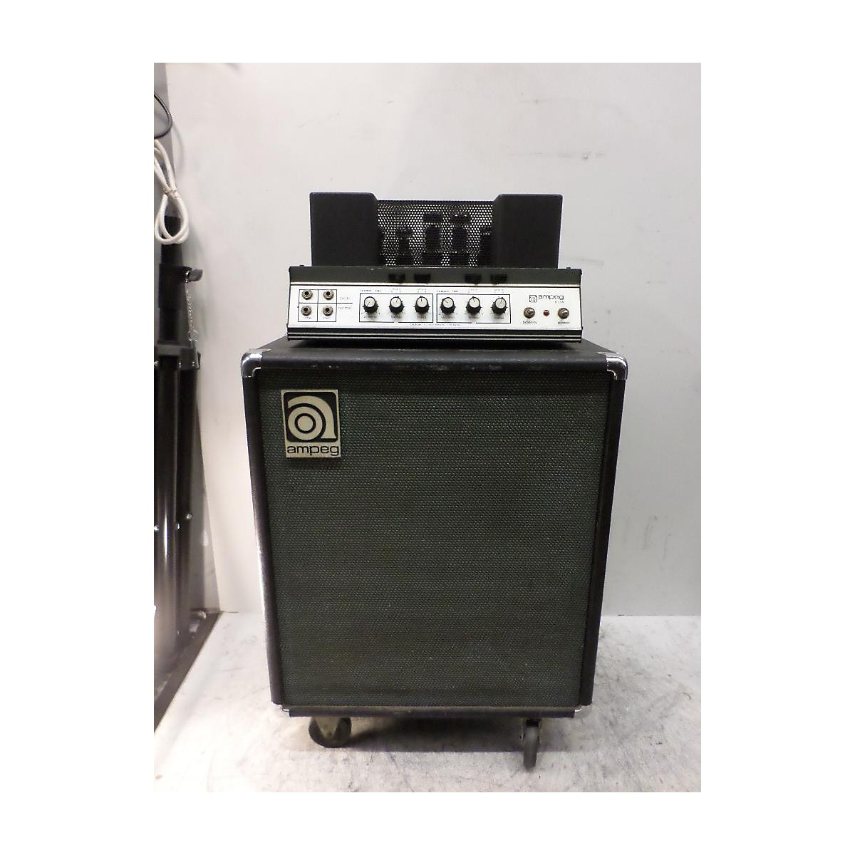 Ampeg 1970 B-15N Tube Bass Combo Amp