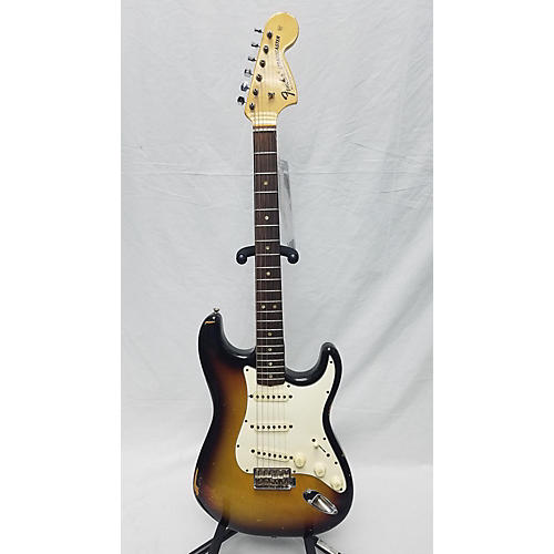 Fender 1970 Stratocaster Solid Body Electric Guitar