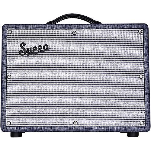 Supro 1970RK Keeley Custom 25W Tube Guitar Combo Amplifier