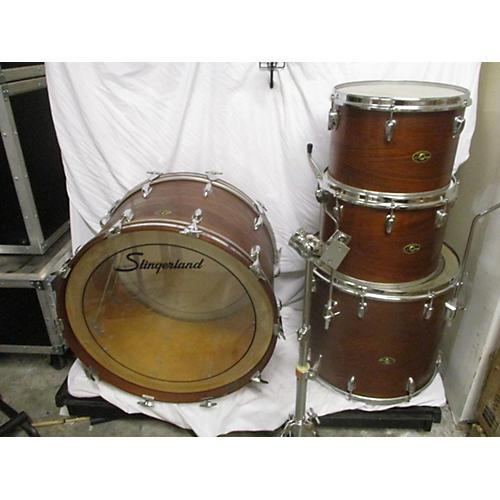 Slingerland 1970s . Drum Kit