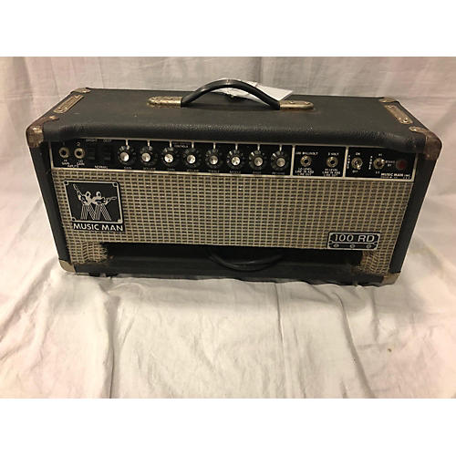 Ernie Ball Music Man 1970s 100RD Tube Guitar Amp Head