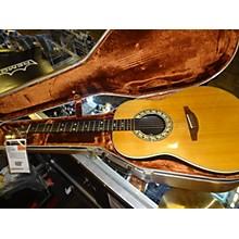 Ovation 1970s 1112-4 Custom Balladeer Acoustic Guitar