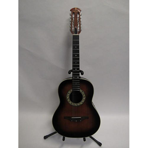 Ovation 1970s 1115-1 12 String Acoustic Guitar