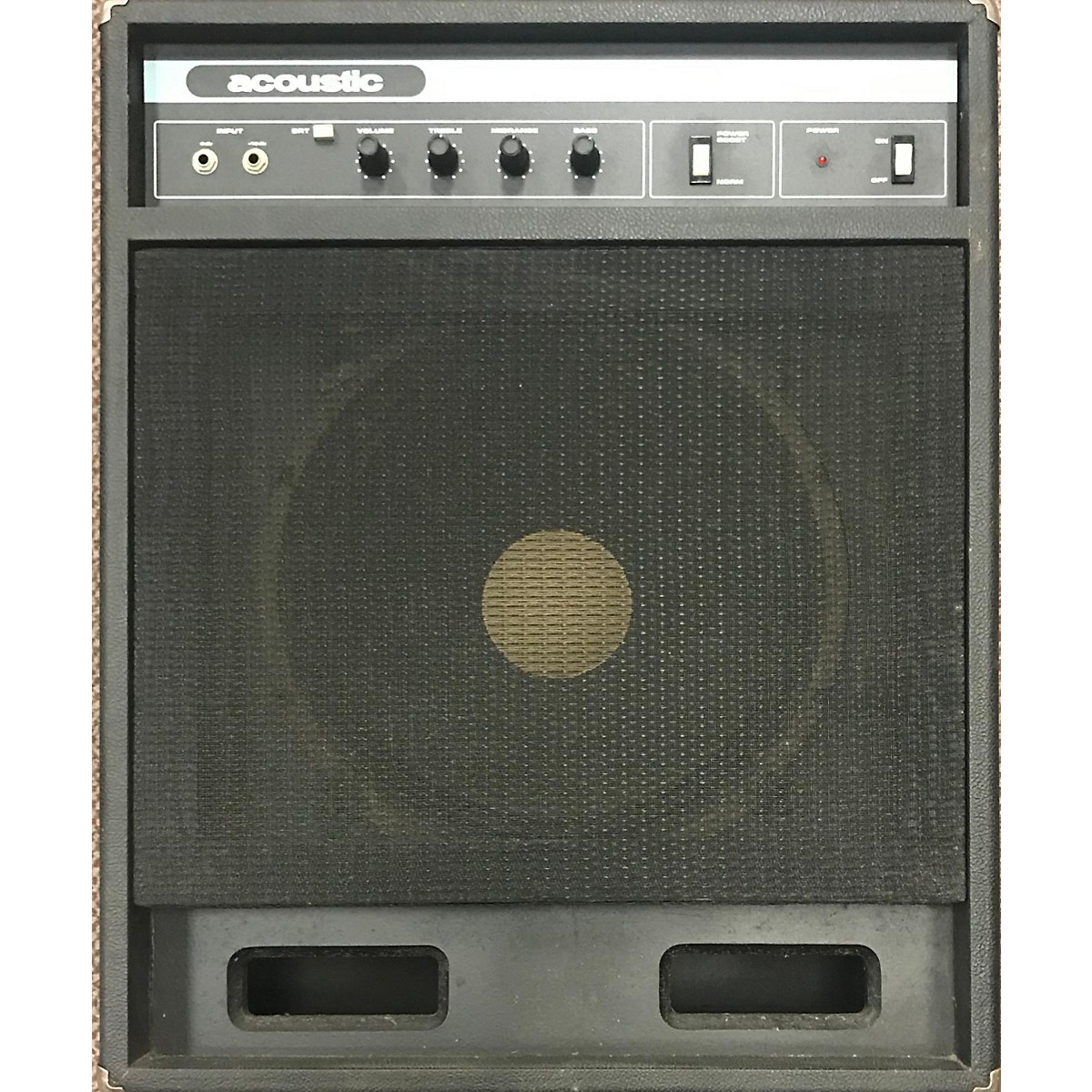 Acoustic 1970s 118 Bass Combo Amp