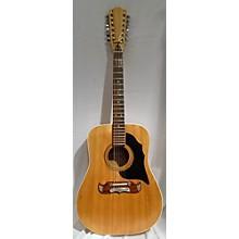 Framus 1970s 12 String Acoustic 12 String Acoustic Guitar
